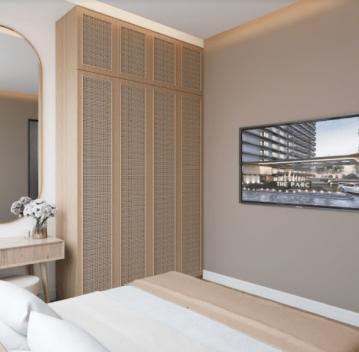 Fortunia Master Bedroom