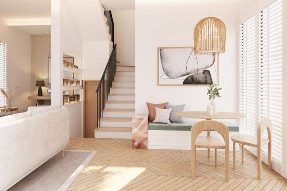 Tipe Willow (EX) Fortunia Residences